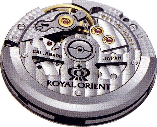 Royal Orient 4783d